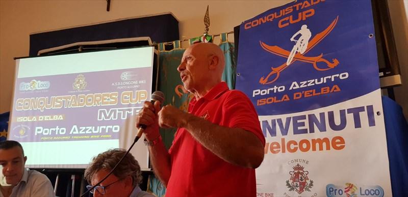 Grande partecipazione per la presentazione della edizione 2019 della Conquistadores Cup